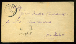 92544 POZSONY 1878. Szép Ajánlott Levél Alsókubinba Küldve - Used Stamps