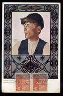 92560 LENGYELORSZÁG 1923. Inflációs Képeslap Budafokra Küldve - Covers & Documents