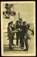 92157 K.u.K. HADITENGERÉSZET I. VH .1916.Szent István Hadihajó ,'K.u.K. KRIEGSMARINE' + 'K.u.K. Marinetelegraphenstation - Used Stamps