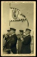 92156 K.u.K. HADITENGERÉSZET I. VH .1916.Szent István Hadihajó ,'K.u.K. KRIEGSMARINE' + 'K.u.K. Marinetelegraphenstation - Used Stamps