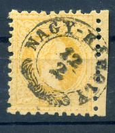 92490 NAGYKÁROLY 2kr Szép Bélyegzés , érdekes! (kifogazott Díjjegyes Kivágás ) - Used Stamps