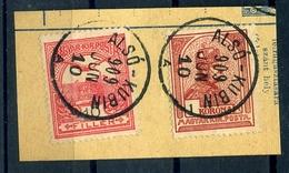 92488 ALSÓKKUBIN 1909. Szép Egykörös Bélyegzés - Used Stamps