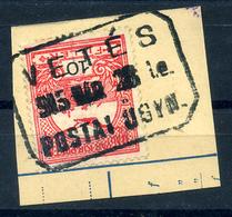 92479 VETÉS 1915. Postaügynökségi Bélyegzés  /  VETÉS 1915  Postal Agency Pmk - Used Stamps