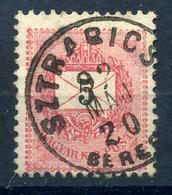 92481 SZTRABICSÓ /SZTRABICSOVO 5kr Ritka Bélyegzés  /  SZTRABICSÓ 5kr Rare Pmk - Used Stamps
