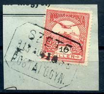 92476 SZETE / Kubáňovo 1913.  Postaügynökségi Bélyegzés   /  SZETE 1913  Postal Agency Pmk - Used Stamps