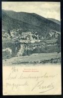 92921 MONTENEGRO 1902. Régi Képeslap Budapestre Küldve  /  MONTENEGRO 1902 Vintage Pic. P.card To Budapest - Montenegro
