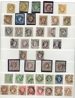 92770 AUSZTRIA 1867. Szép Pecsétel Tétel!  /  AUSTRIA 1867 Nice Pmk Bundle - Collections