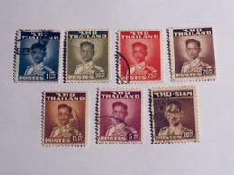THAÏLANDE 1951-60   LOT# 3 - Thaïlande