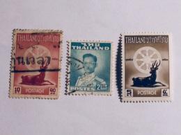 THAÏLANDE 1951-60   LOT# 4 - Thaïlande