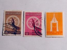THAÏLANDE 1957-59   LOT# 5 - Thaïlande