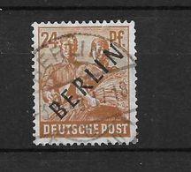 LOTE 1672  ///  (C010)  ALEMANIA BERLIN  YVERT Nº: 9  //  CATALOG. 2014 / COTE: 0,75 € - Berlin (West)