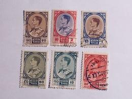 THAÏLANDE 1961-68   LOT# 6 - Thaïlande