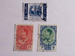 THAÏLANDE 1961-68   LOT# 8 - Thaïlande