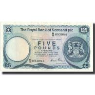 Billet, Scotland, 5 Pounds, 1982, 1982-05-03, KM:342a, SPL - Schotland