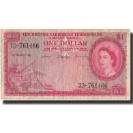 British Caribbean Territories, 1 Dollar, 1961, 1961-01-02, KM:7c, TB+ - Caraïbes Orientales