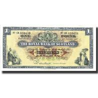 Billet, Scotland, 1 Pound, 1966, 1966-01-03, KM:325b, NEUF - [ 3] Scotland