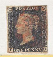 GREAT  BRITIAN 1   (o) - 1840-1901 (Victoria)