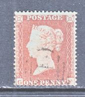 GREAT  BRITIAN  6   (o)  Wmk. 16  Sm. Crown - 1840-1901 (Victoria)