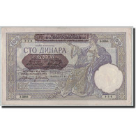 Billet, Serbie, 100 Dinara, 1941, 1941-05-01, KM:23, SUP - Serbie