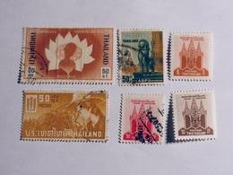 THAÏLANDE 1962-66   LOT# 11 - Thaïlande