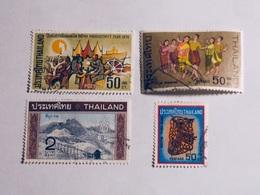 THAÏLANDE 1969-70   LOT# 14 - Thaïlande