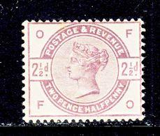 GREAT  BRITIAN  101   **   1883-4  Issue - 1840-1901 (Victoria)