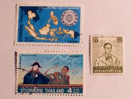 THAÏLANDE 1977-84   LOT# 24 - Thaïlande