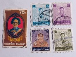 THAÏLANDE 1980-84   LOT# 25 - Thaïlande