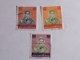 THAÏLANDE 1984-87   LOT# 27 - Thaïlande