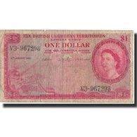 Billet, British Caribbean Territories, 1 Dollar, 1961, 1961-01-02, KM:7c, B+ - Caraïbes Orientales