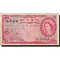 Billet, British Caribbean Territories, 1 Dollar, 1964, 1964-01-02, KM:7c, TB+ - Caraïbes Orientales