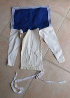 Marine  Nationale :   Col De Marin - Uniforms