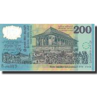 Sri Lanka, 200 Rupees, 1998, 1998-02-04, KM:114b, NEUF - Sri Lanka