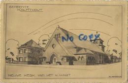 Kalmthout :  Nieuwe Kerk Van Het H. Hart ( Met Zegel ) - Kalmthout