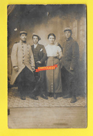 CPA Carte Photo Militaire ( Chiffre 150 Sur Col Manteau Et 150 149 Sur Casquette ) - Krieg, Militär