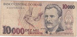Brésil - Billet De 10000 Cruzeiros - Vital Brazil - Non Daté - Brasil
