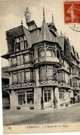76 ETRETAT - L'Hôtel De La Plage - ND Phot. - Etretat