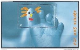 Deutschland / Germany / Allemagne 2002 2280 Block 60 ** Für Uns Kinder - Ongebruikt