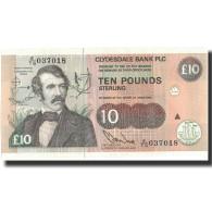 Billet, Scotland, 10 Pounds, 1993, 1993-01-05, KM:219b, NEUF - [ 3] Escocia