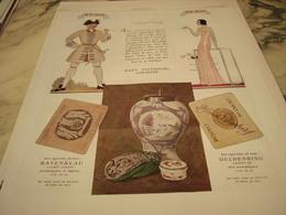 ANCIENNE PUBLICITE SUCCES DE DISQUE PATHE MARCONI  1929 - Music & Instruments