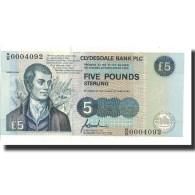 Billet, Scotland, 5 Pounds, 1996, 1996-07-21, KM:224a, SPL+ - 5 Pounds