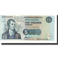 Billet, Scotland, 5 Pounds, 1996, 1996-07-21, KM:224a, SPL+ - [ 3] Scotland
