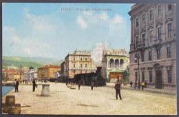 Italia / Italien / Italy: Trieste (Trst / Triest), Riva Del Mandracchio  Cca.1915 - Trieste