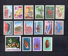 Madagascar 968-69 - Y&T  Nº 462-463-464-465/66-467-468/71-474-475-476-477/79     (* Sin Goma) (464 Usado ) - Madagascar (1960-...)