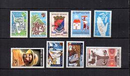 Madagascar  1974  .-  Y&T  Nº  538/539-540-541-542-543/544-545-546   ( *  Sin Goma ) - Madagascar (1960-...)