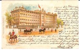 POSTAL   LONDRES  - INGLATERRA  - BUCKINGHAM PALACE - Buckingham Palace