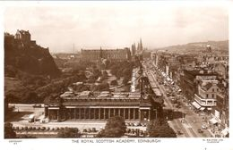 POSTAL  ESCOCIA  -REINO UNIDO  - REAL ACADEMIA SCOTTISH  ( THE ROYALSCOTTISH ACADEMY ) - Scotland