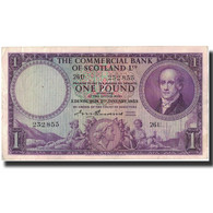 Billet, Scotland, 1 Pound, 1953, 1953-01-02, KM:S332, TTB+ - [ 3] Scotland