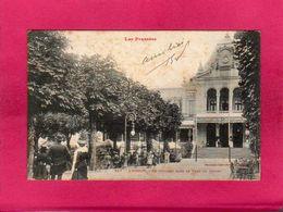 31 Haute Garonne, Luchon,  Le Concert Dans Le Parc Du Casino, Animée, 1904, (Labouche) - Luchon