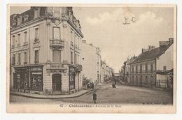 36 Chateauroux, Avenue De La Gare (1210) - Chateauroux
